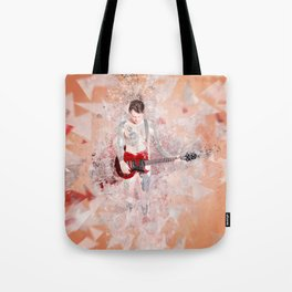Strip Me Down Tote Bag