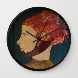 IL ROMANTICO SOMMERSO #5 Wall Clock