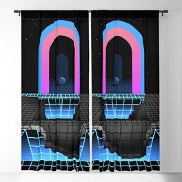 DÉTRUIT 1984 Blackout Curtain