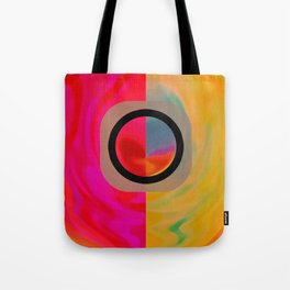 The Dualism Tote Bag