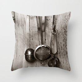 KITCHEN EQUIPMENT - Duplex Throw Pillow