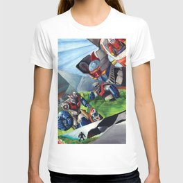Mazinger Z T-shirt