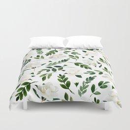Magnolia Tree Duvet Cover