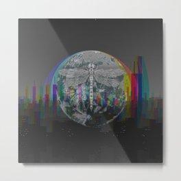Lunar Escapism Metal Print