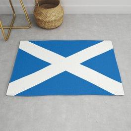 Scotland Flag Scottish Patriotic Rug