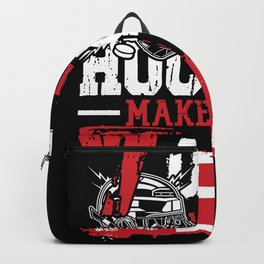 Without Hockey Backpack