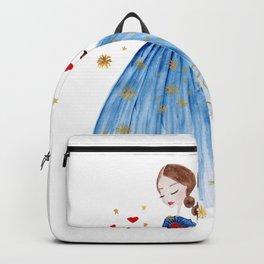 Valentino Heart Backpack