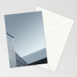 The National Museum of Western Art by Le Corbusier Stationery Cards