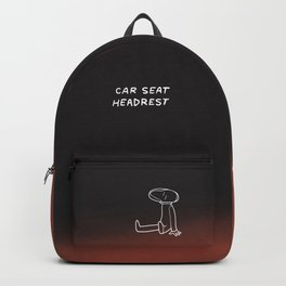 Car Seat Headrest - How To Leave Town Backpack