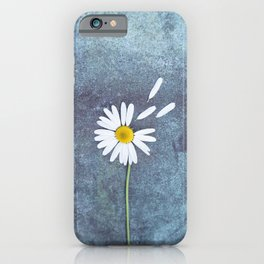 Daisy II iPhone Case