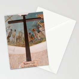 Magellans Cross, Cebu, Philippines Stationery Cards