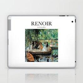 Renoir - La Grenouillère Laptop & iPad Skin