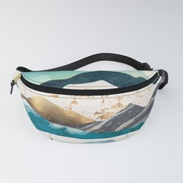 Evening Forest Fanny Pack