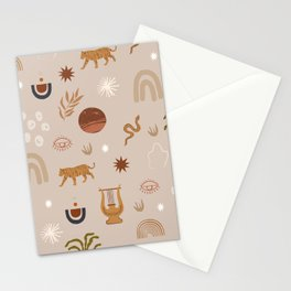 Composition of pretty Doodles #shapeart #digitalart Stationery Cards