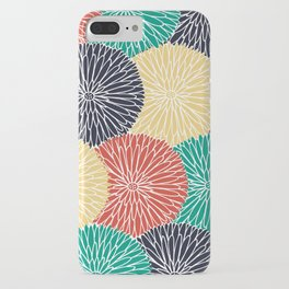 Flower Infusion 2 iPhone Case