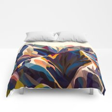 Mountains original Comforters