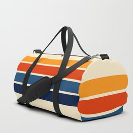 Classic Retro Stripes Sporttaschen