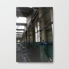 Andrezieux III Metal Print