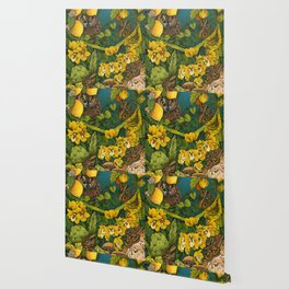 Aureate Wallpaper