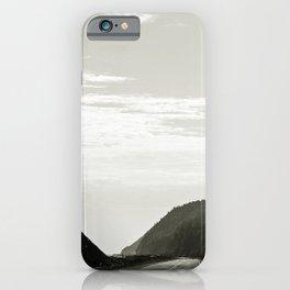 Haute-Gaspesie Coastal Road iPhone Case