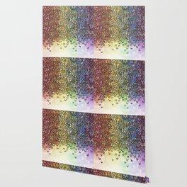 rainbow of butterflies aflutter Wallpaper