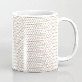Copper Lines Coffee Mug