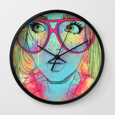 Kaleidoscope Vision Wall Clock