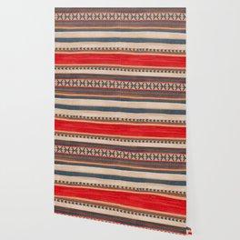 Bohemian Traditional Moroccan Style Artwork Wallpaper