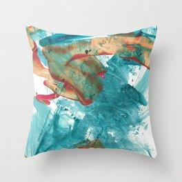 august in sebastopol pt. 3 Throw Pillow