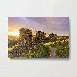 Rock of Dunamase 1 Metal Print