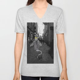 A second Chance from The Sewers Unisex V-Neck
