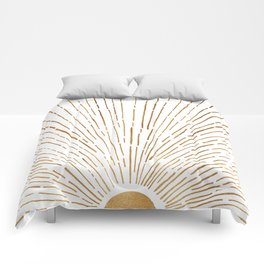 Let The Sunshine In Comforters