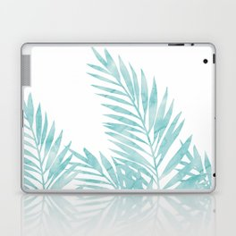 Palm Leaves Island Paradise Laptop & iPad Skin