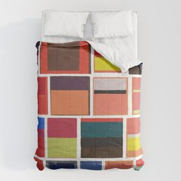 Mark Rothko Collage Comforters