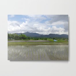 Home away from home, Thailand Metal Print