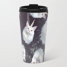 Unicorn Cat Travel Mug