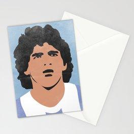 Diego Armando Maradona Argentine Vintage Version Stationery Cards
