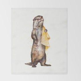otter Decke