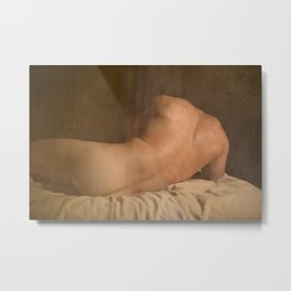 Ode to the Old Masters IV Metal Print