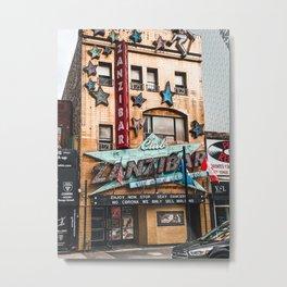 Yonge Street Metal Print
