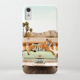 Tiger Motel iPhone Case