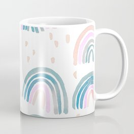 Rainbow Chroma Pastel Coffee Mug