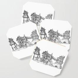 Fantasy Ruin Coaster