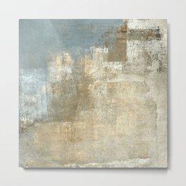 Terrain Metal Print