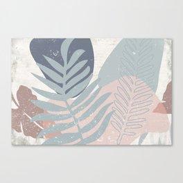 Del-949 Savory Flora Canvas Print