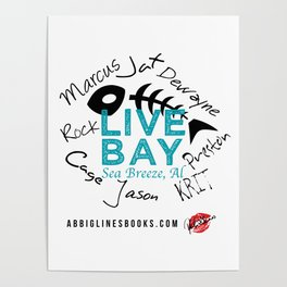 Live Bay Sea Breeze, AL Poster