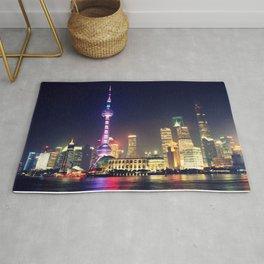 Shanghai, China Rug