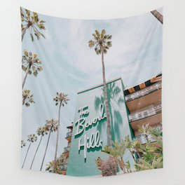 beverly hills / los angeles, california Wall Tapestry