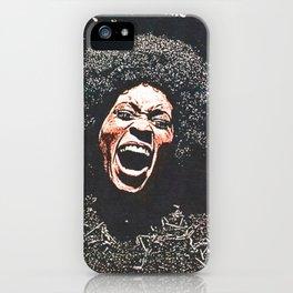 Funkadelic Maggot Brain iPhone Case