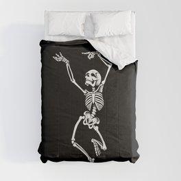 Dancing Skelleton Comforters